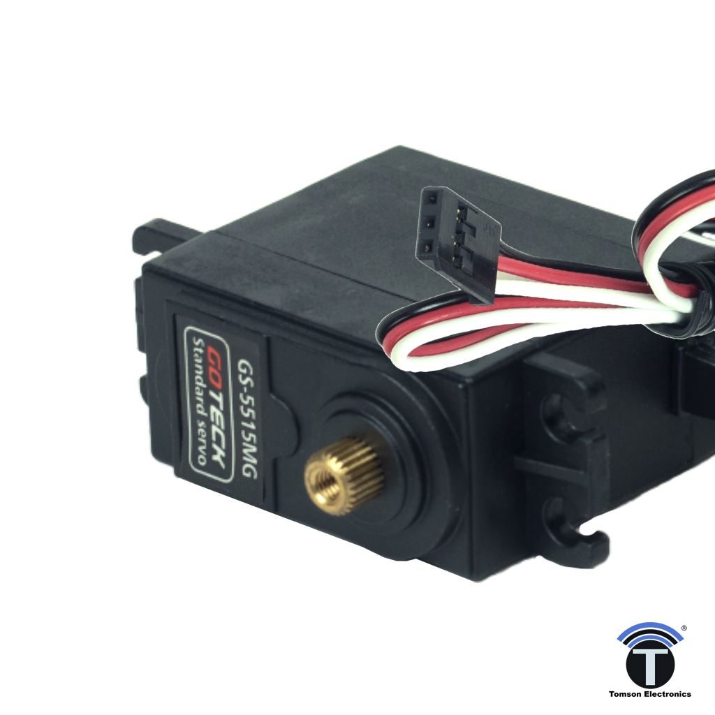 High Torque Metal Gear Servo GS-5515BB