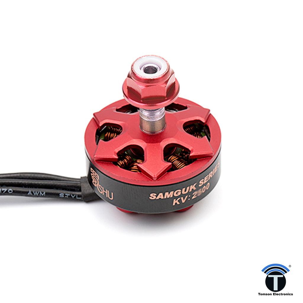 DYS Samguk Series Shu 2306 2300KV Brushless Motor for RC Drone FPV Racing