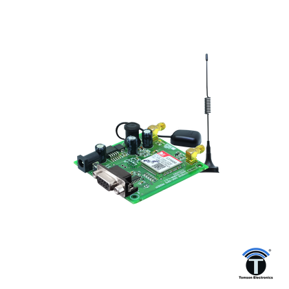 808 GSM/GPRS Module With Antenna