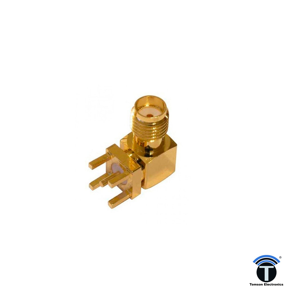 SMA Female Connector Right Angle