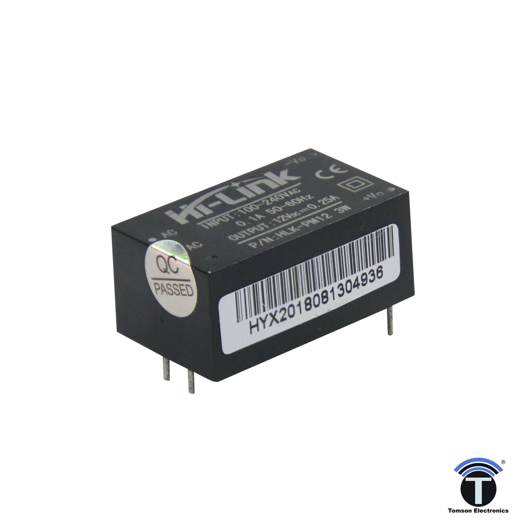 HLK-PM12 from Hi Link is an isolated power supply