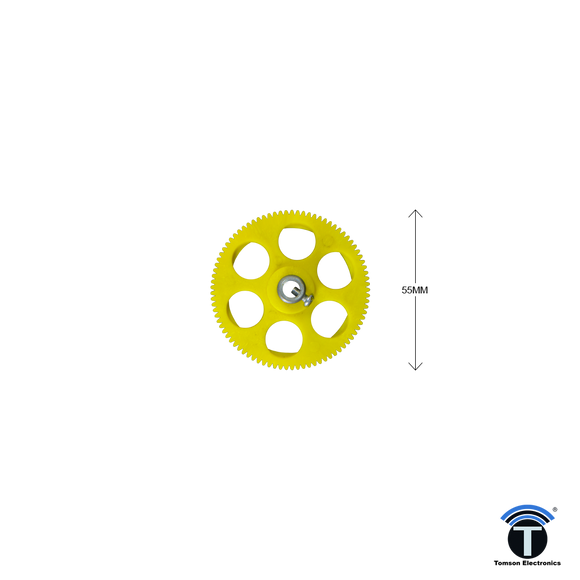 GEAR  102 A YELLOW