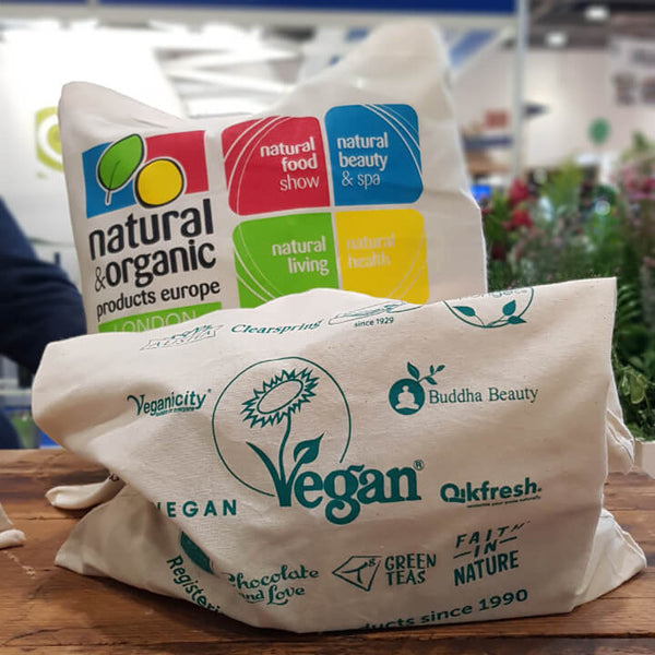Qikfresh at Natural & Organic Products Europe 2019