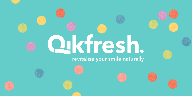 Qikfresh Ready, set, go!
