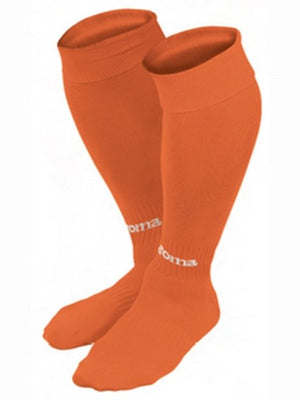 Joma Orange Classic II Football Socks