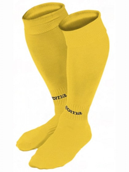 Joma Dark Yellow Classic II Football Socks