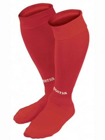 Joma Red Classic II Football Socks
