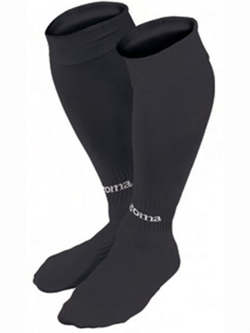Joma Black Classic II Football Socks