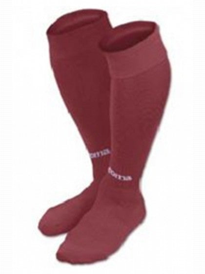 Joma Burgundy Classic II Football Socks