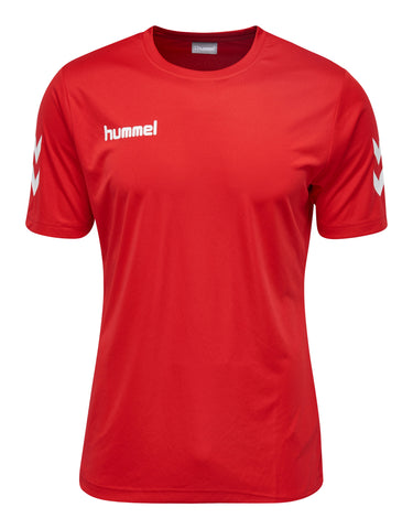 Hummel Core Hybrid Solo S/S - True Red