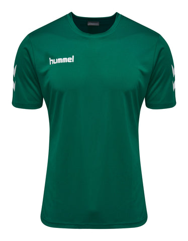 Hummel Core Hybrid Solo S/S - Evergreen