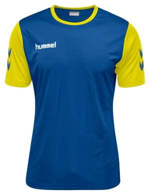 Hummel Core Hybrid Match S/S - True Blue / Yellow