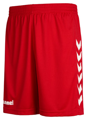 Hummel Core Poly Shorts - True Red