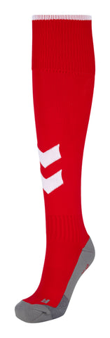 Hummel Fundamental Socks - True Red