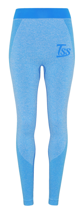 TSS Women's Seamless 3D Leggings