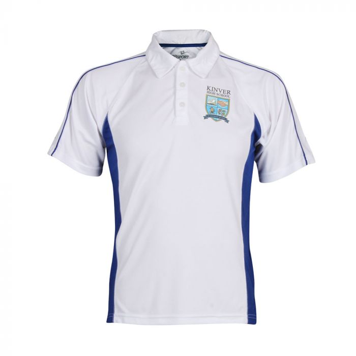 Kinver High P.E Unisex Sports Polo