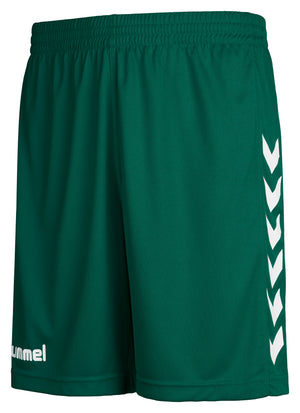 Hummel Core Poly Shorts - Evergreen