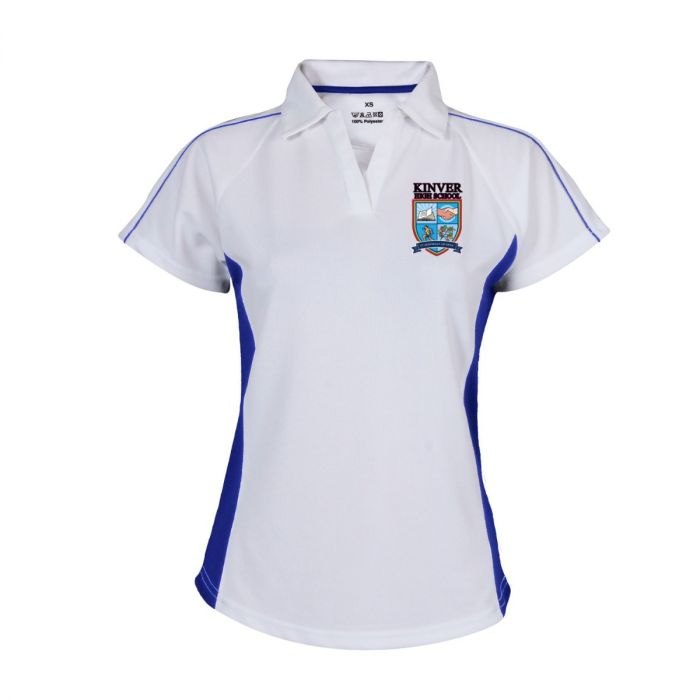 Kinver High P.E Girls Fit Polo