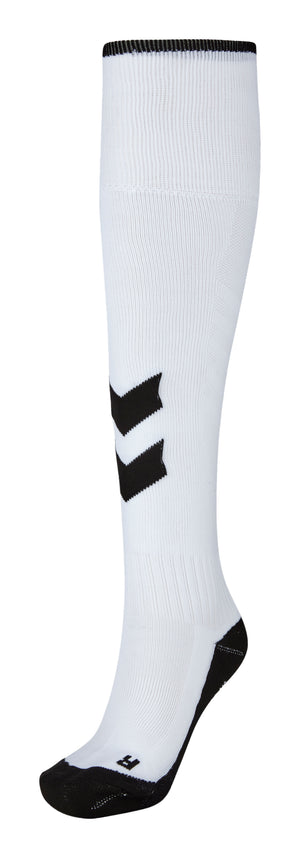 Hummel Fundamental Socks - White / Black