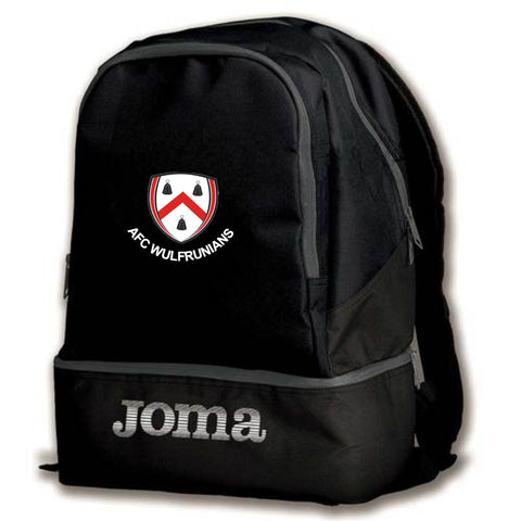 AFC Wulfs - Black Joma Backpack