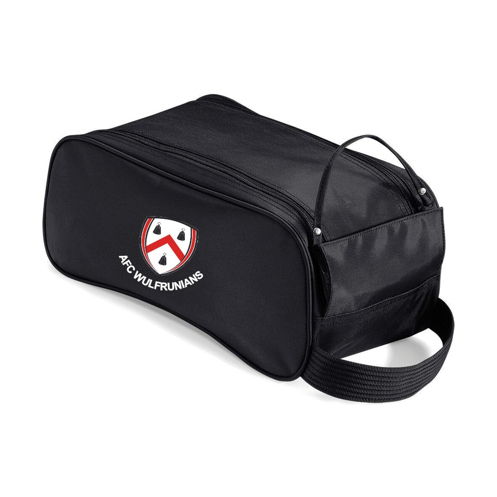 AFC Wulfs - Black Boot Bag