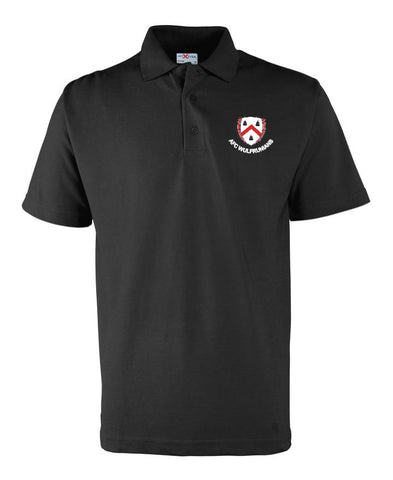 AFC Wulfs - Black Supporters Polo