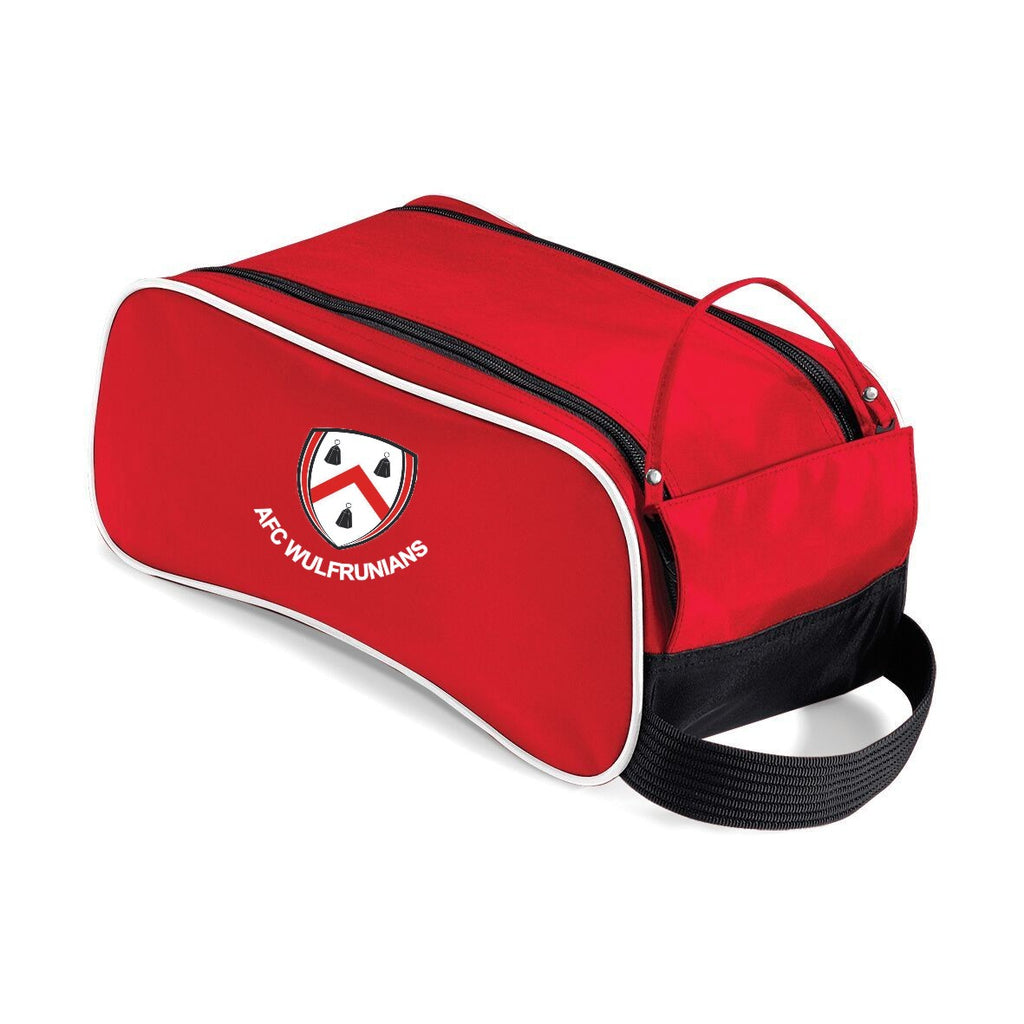 AFC Wulfs - Red Boot Bag