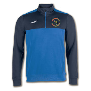 Black Country Goalkeeping 1/4 Zip Jacket
