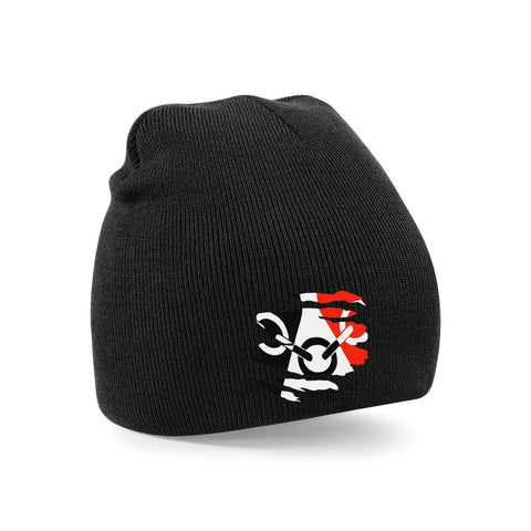Black Country Beanie - Black
