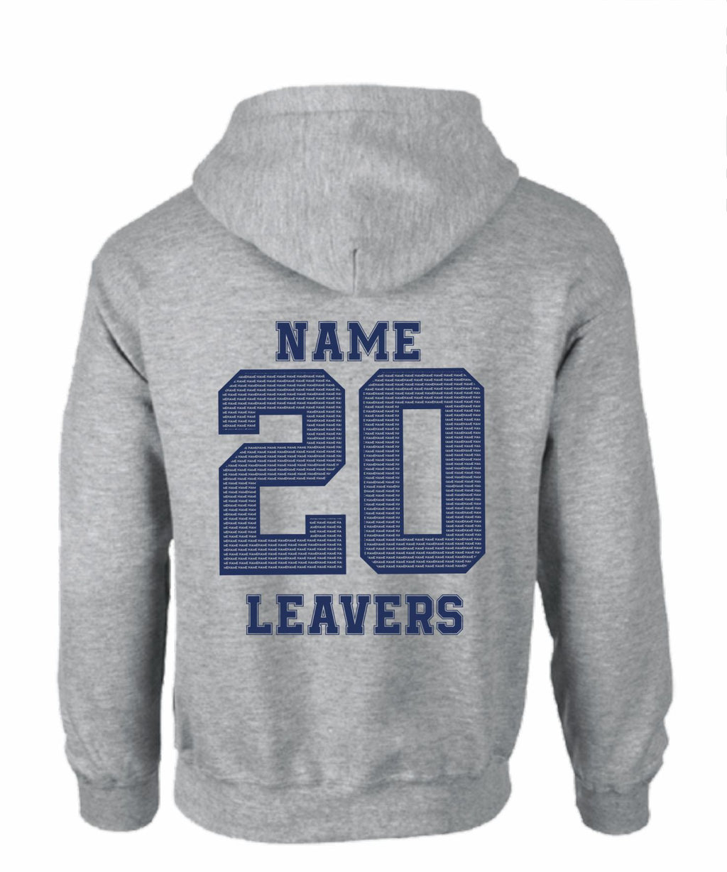 Blue Coat Academy - Year 13 - Leavers Hoodie (2020)
