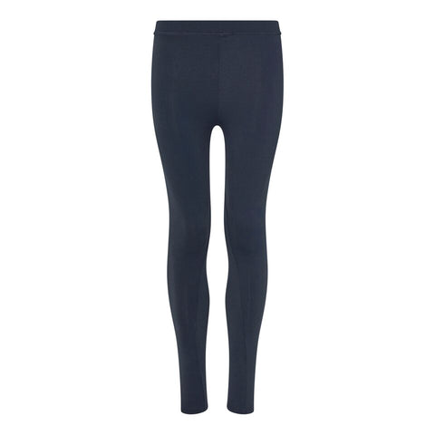 Ladies DKRC Navy Runners Leggings
