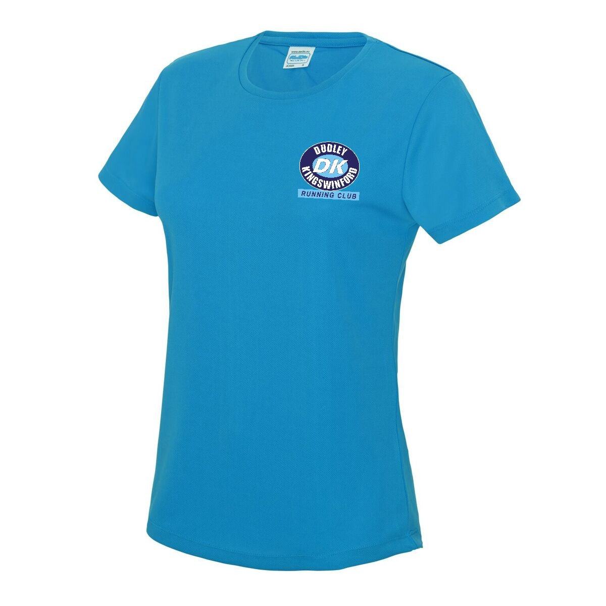 Ladies DKRC Blue T-Shirt [YA]