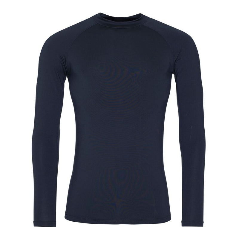 Mens DKRC Navy Long Sleeve Baselayer