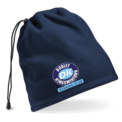 DKRC Navy Winter Snood