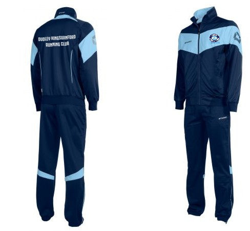 DK Running Club Poly Tracksuit