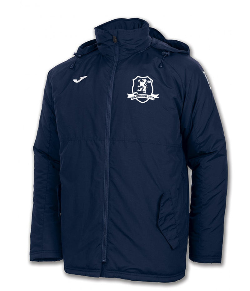 Darlastown Town Supporters Winter Everest Coat