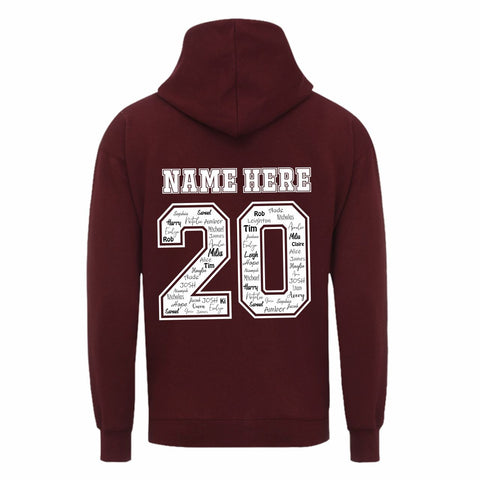Dawley Brook Primary Leavers Hoodie (2020)