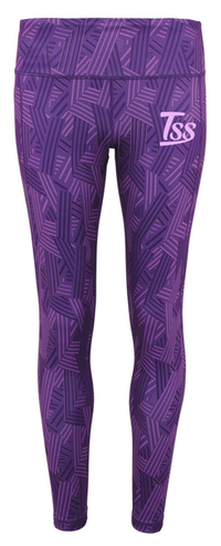 TSS Women's Digital Leggings