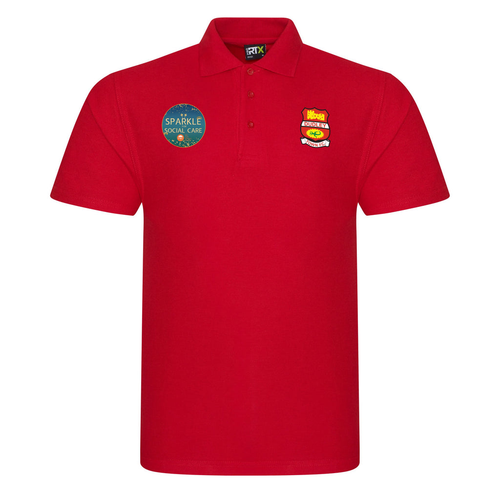 Dudley Town 20/21 Polo Shirt