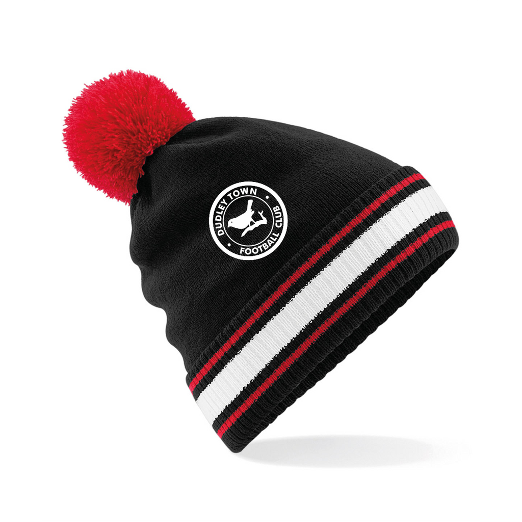 Dudley Town - Black Stadium Bobble Hat