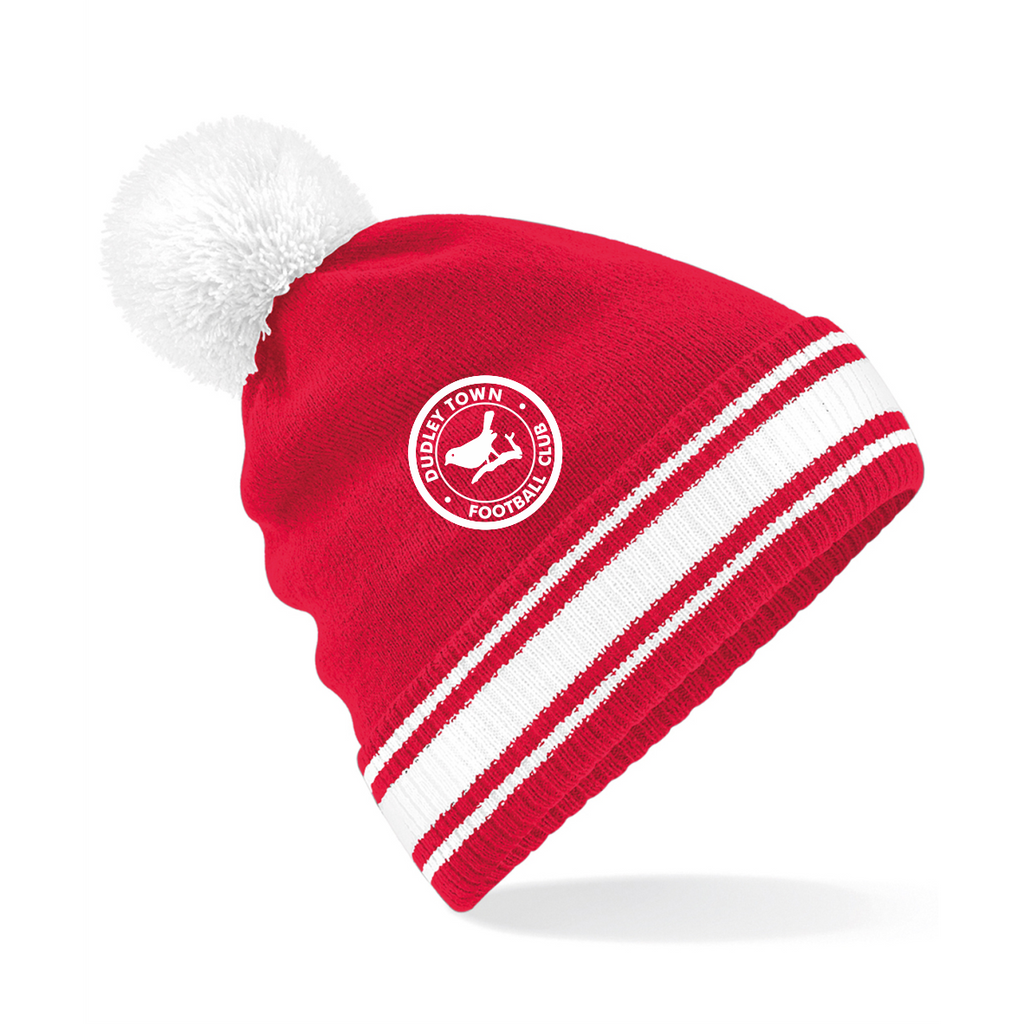 Dudley Town - Red Stadium Bobble Hat