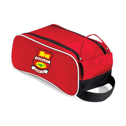 Dudley Town Boot Bag (Red)