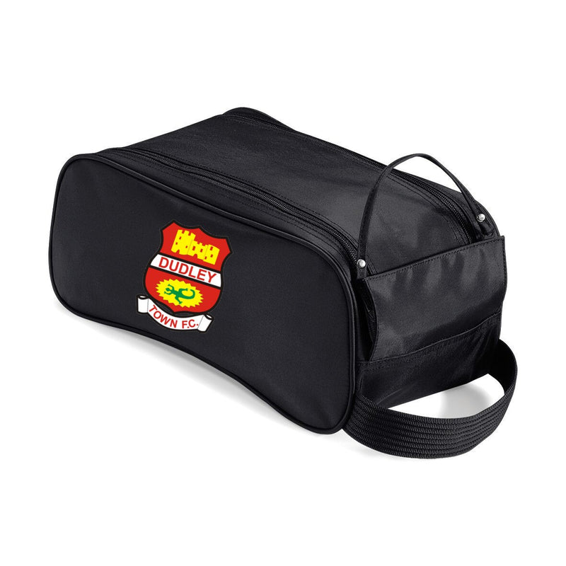 Dudley Town Boot Bag (Black)