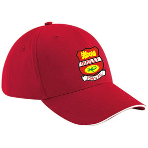 Dudley Town Baseball Cap (Red)