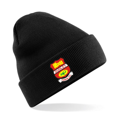 Copy of Dudley Town Woolly Hat (Black)