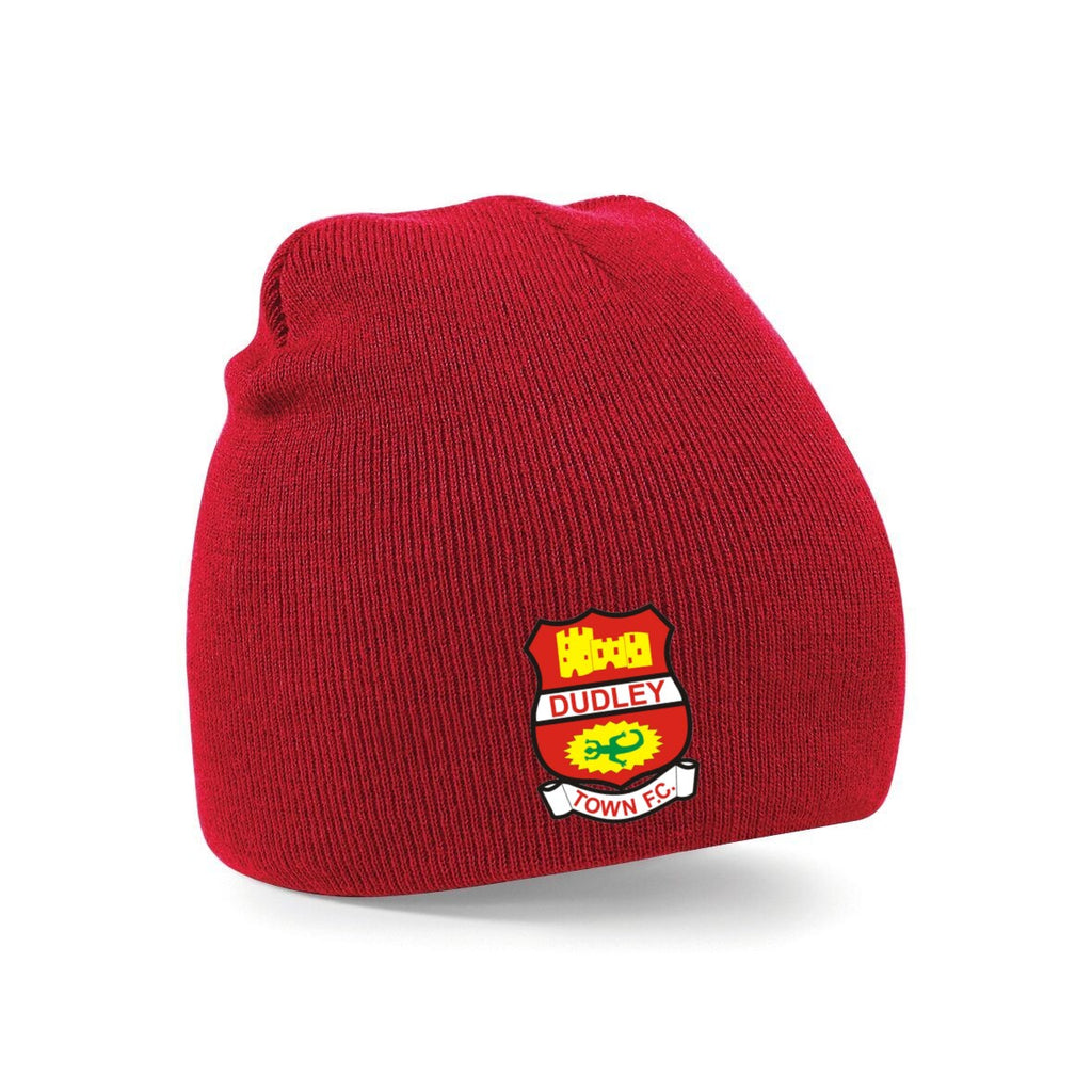 Dudley Town Beanie (Red)