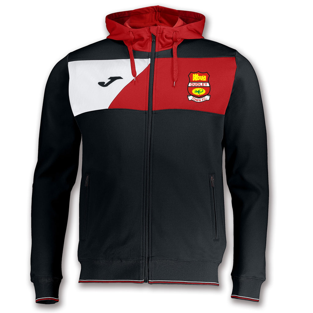 Dudley Town Zipped Hoodie