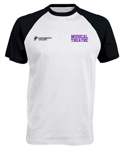Kidderminster College - Musical Theatre T-Shirt