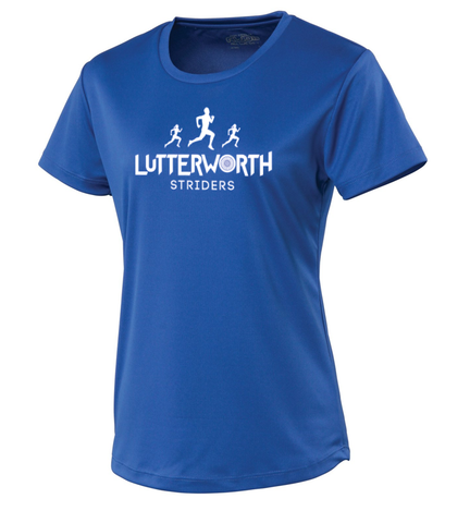 Ladies Lutterworth Striders T-Shirt