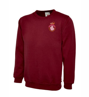 Maidensbridge School Crew-Neck Sweater